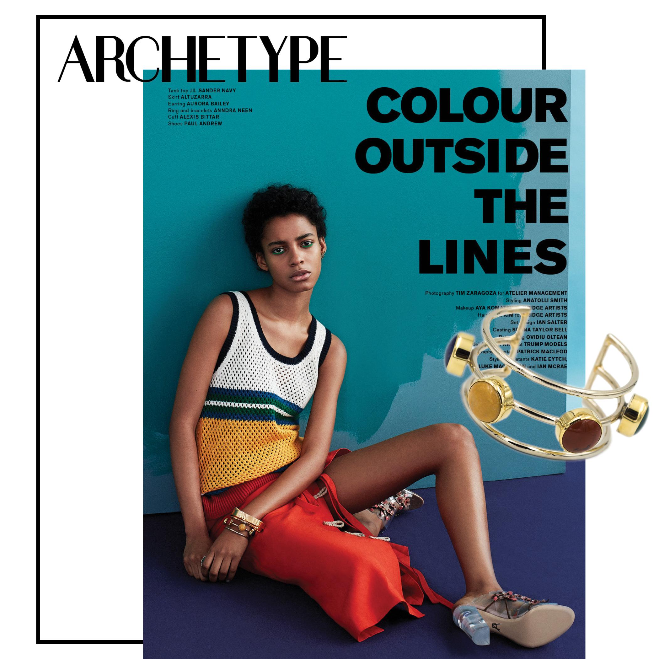 Archetype | U.S | June 2016