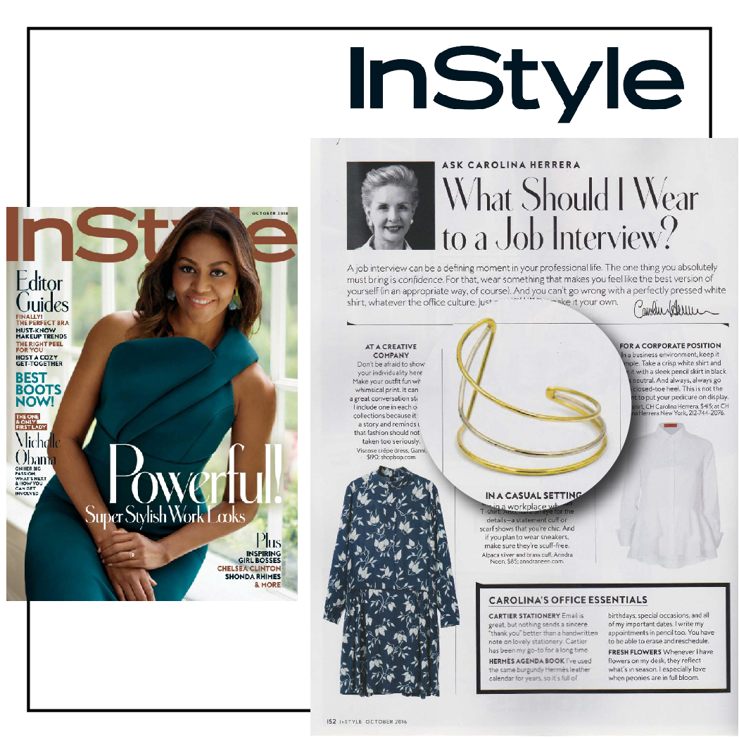 InStyle | U.S | October 2016