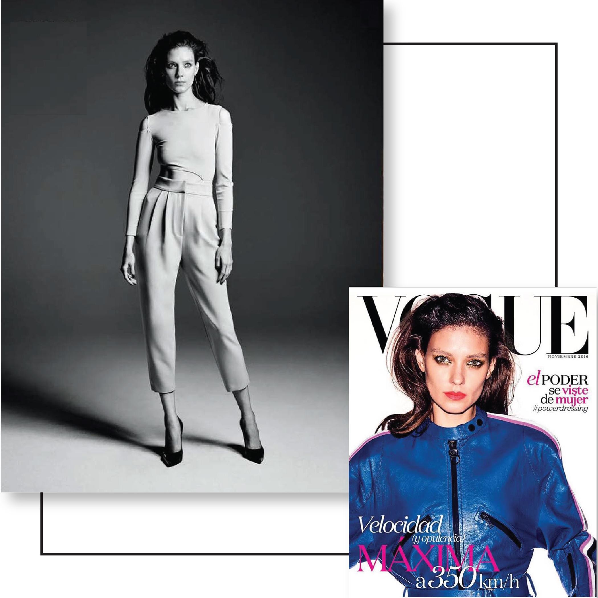 Vogue | Mexico | November 2016
