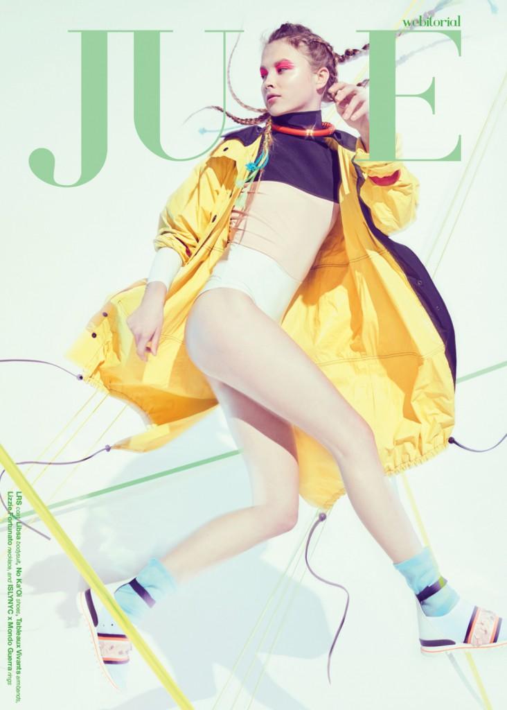 June 2017 | Juke Magazine | Libsa