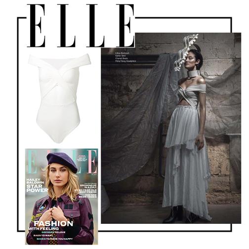 July 2017 | Elle UK | Libsa