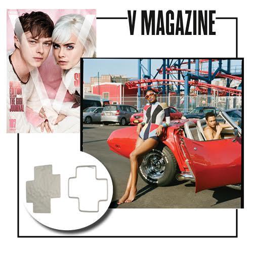 V MAGAZINE | July 2017 | Anndra Neen