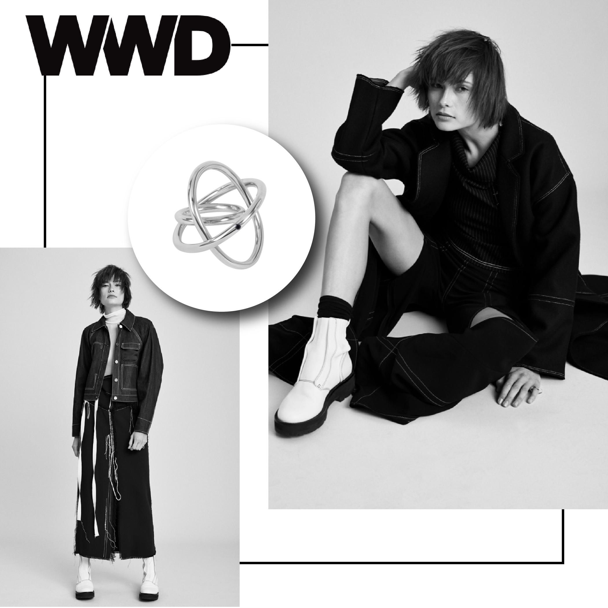 WWD | October 2017 | Gala Is Love |