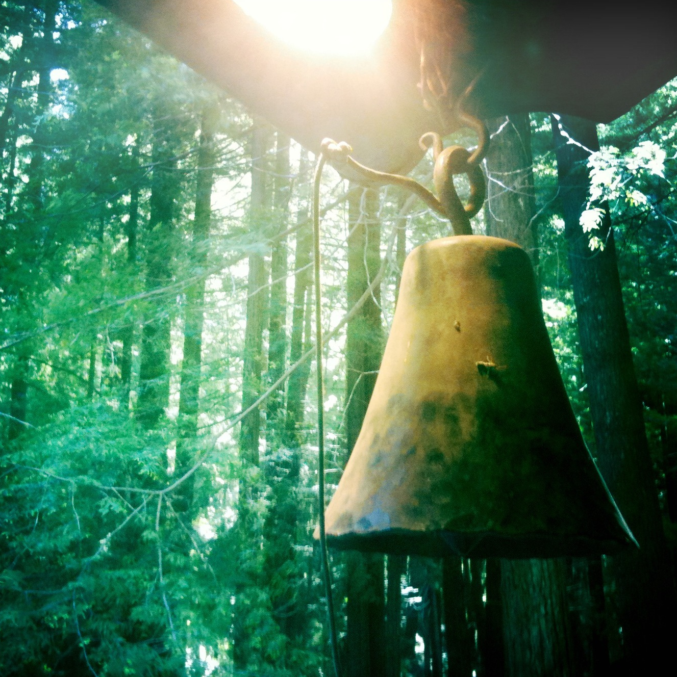 Trees & Bell beautiful image.JPG