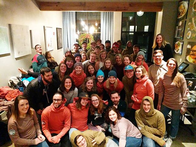 A gigantic holiday THANK YOU to our amazing Fall 2018 volunteer mentors!! These wonderful people collectively donated 5,000 HOURS this fall at BYEP, providing guidance, support, and friendship to our participants every week! Nothing BYEP does would be possible without people like these - aren't they just beautiful?! ❄️😊❤️😊❄️