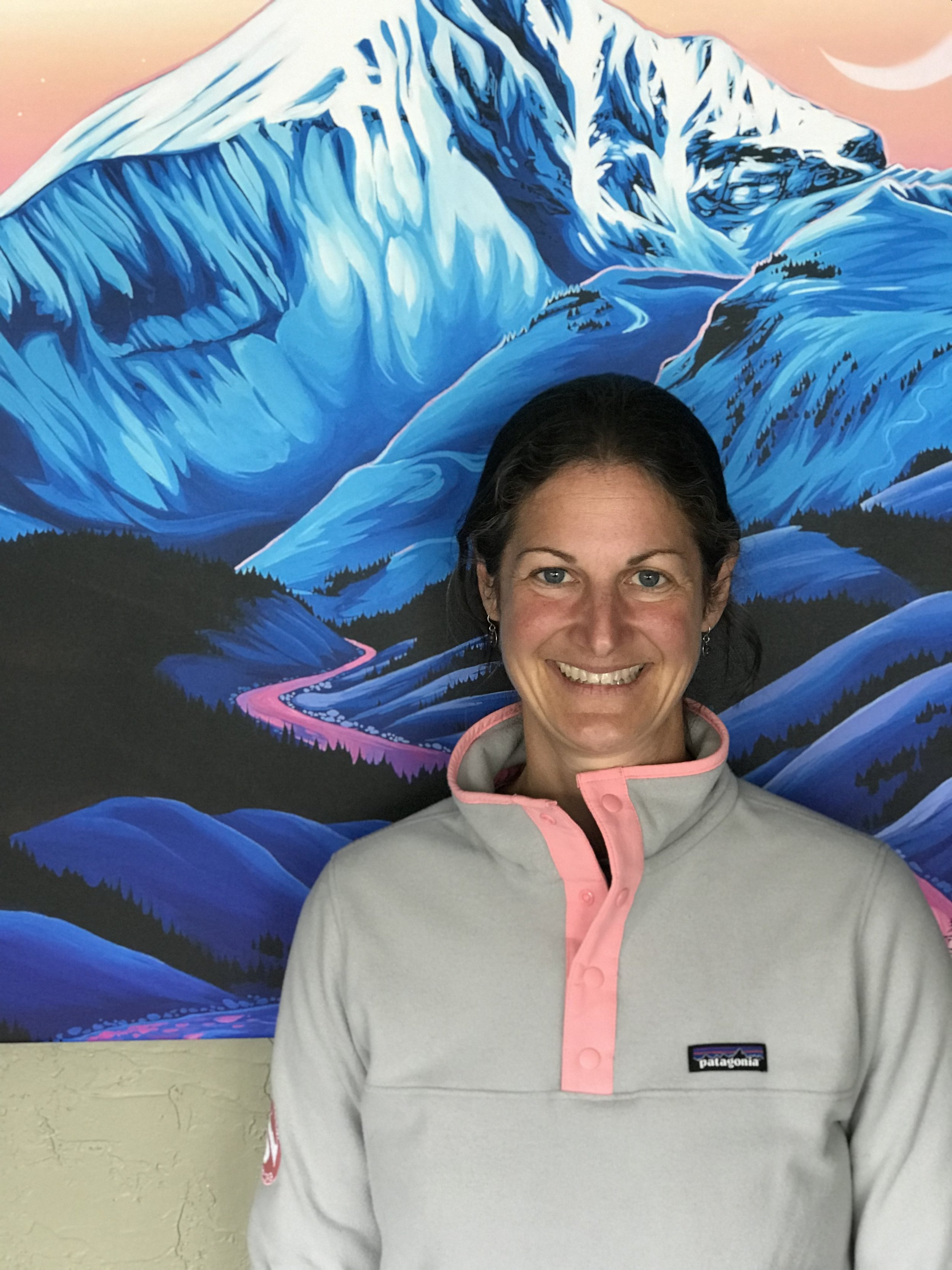 Our New Program Director - Sarah Lawrence!  Sarah has spent the last 15 years working with adolescents and families. She recently relocated to Bozeman after a stint in Vermont and is happy to be reunited with her community (and the mountains). It comes as no surprise that Sarah is full of passion; she thrives when outdoors and loves them most when she can share them with others. Connect at sarah@byep.org