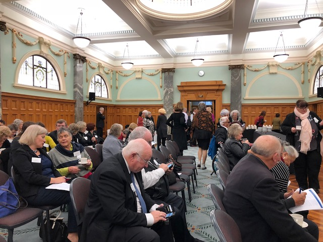Age Friendly Forum, Parliament 2018