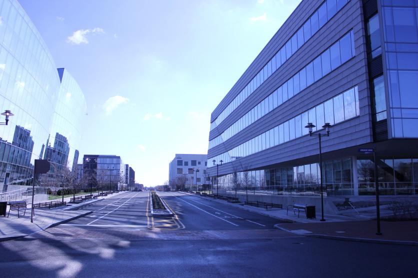 Modern context: Future of Navy Yard