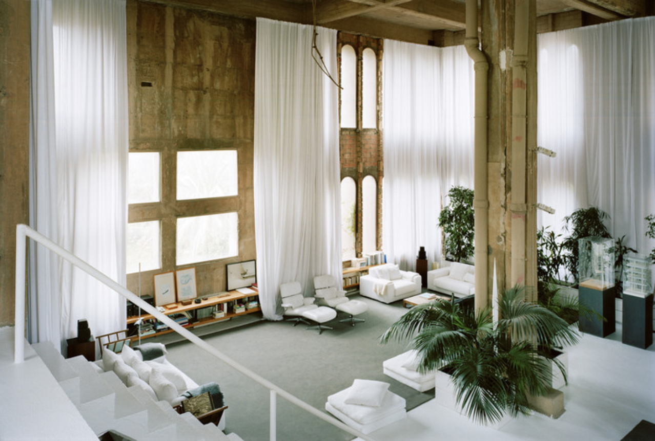 Interior by Ricardo Bofill