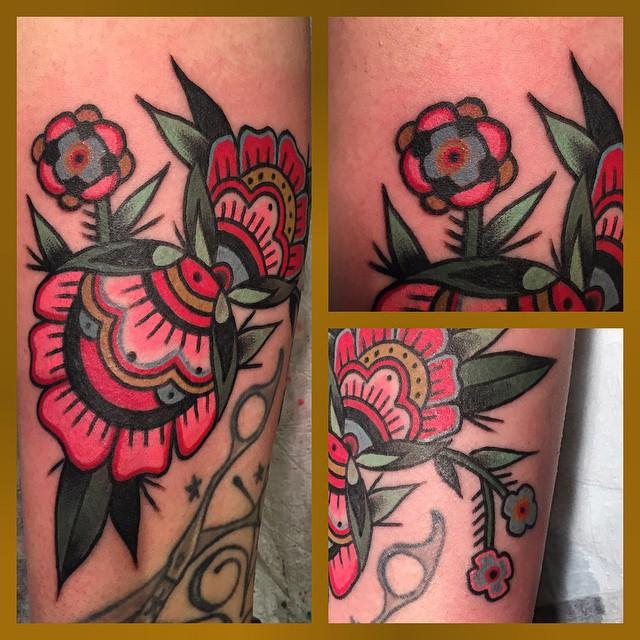 flower-traditional-color-tattoo-LA-LosAngeles-besttattoo-besttattooartist-besttattooartists-top-pictures-images-photo-tat-ink-inked-jennifertrok-guestartist-rabblerousertattoo