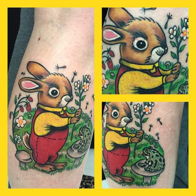 bunny-character-80s-kids-tattoo-LA-LosAngeles-besttattoo-besttattooartist-besttattooartists-top-pictures-images-photo-tat-ink-inked-jennifertrok-guestartist-rabblerousertattoo