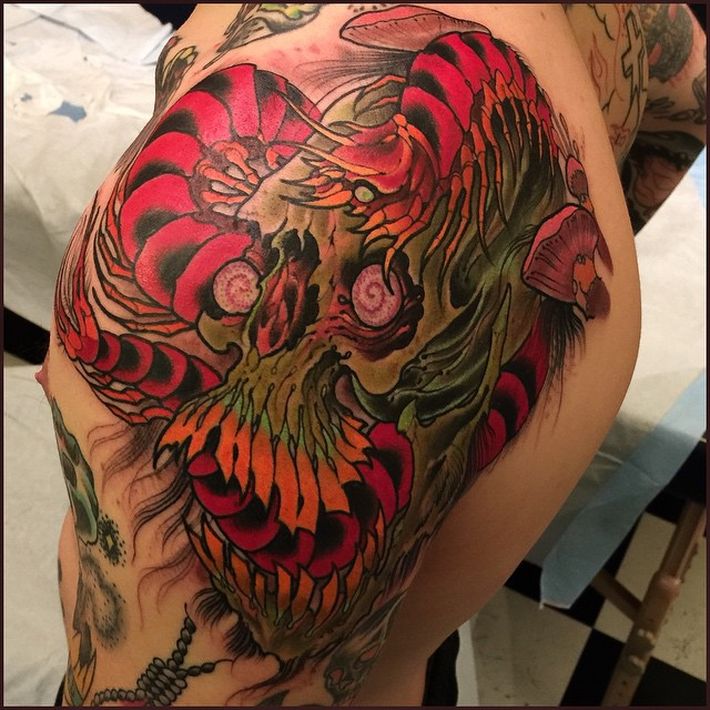 creature-scary-color-tattoo-LA-LosAngeles-besttattoo-besttattooartist-besttattooartists-top-pictures-images-photo-tat-ink-inked-robgoodkind-guestartist-rabblerousertattoo