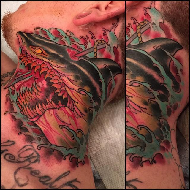 shark-neck-creature-harpoon-sealife-tattoo-LA-LosAngeles-besttattoo-besttattooartist-besttattooartists-top-pictures-images-photo-tat-ink-inked-robgoodkind-guestartist-rabblerousertattoo