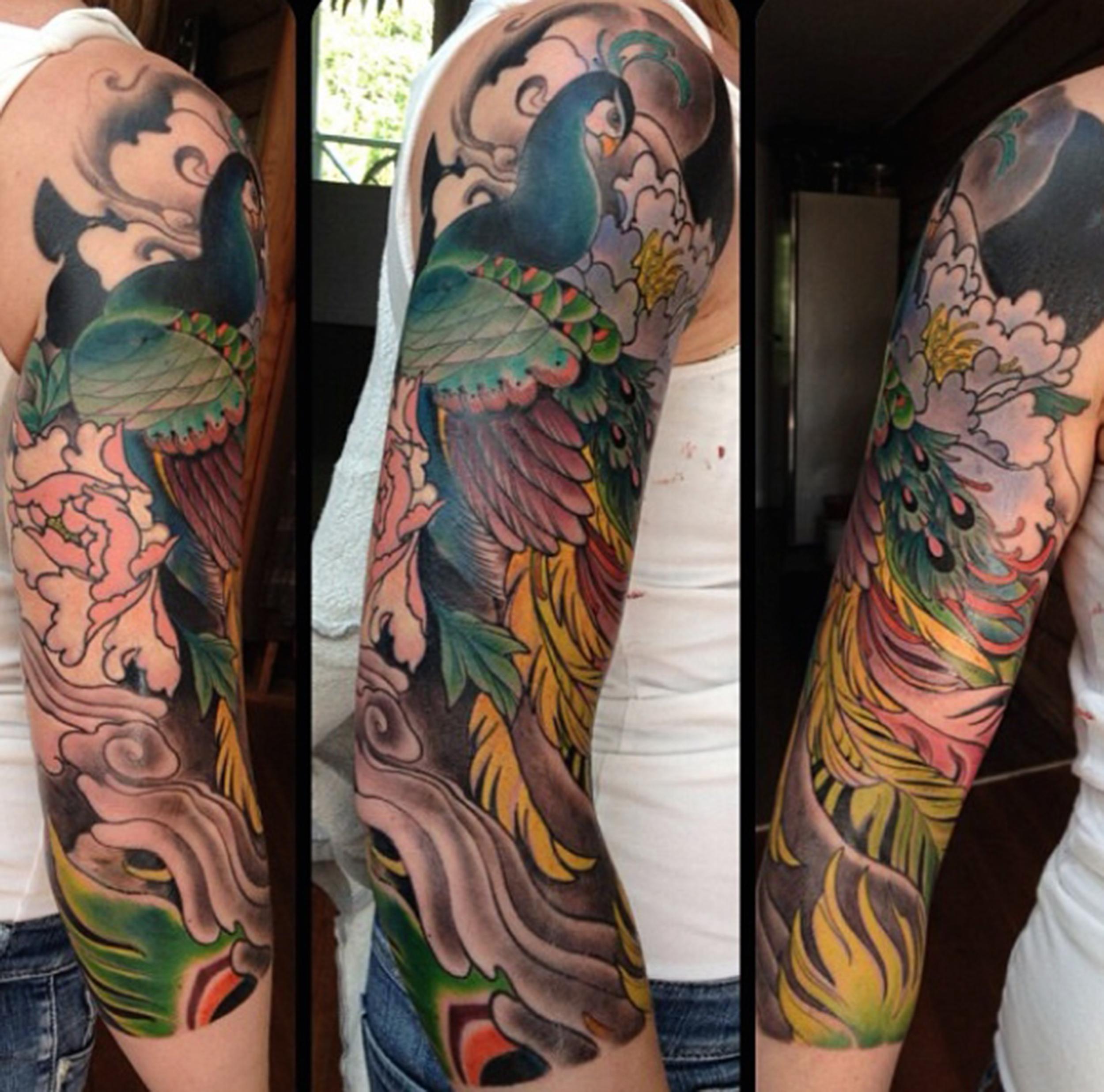 sleeve-asian-flower-Tattoo -LA-LosAngeles-besttattoo-besttattooartist-besttattooartists-top-pictures-images-photo-tat-ink-inked-bigboy-guestartist-rabblerousertattoo