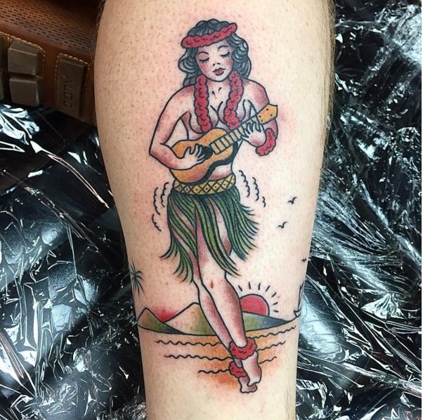 hula-hawaii-lady-ukelele-tattoo-LA-LosAngeles-besttattoo-besttattooartist-besttattooartists-top-pictures-images-photo-tat-ink-inked-yvonnekang-guestartist-rabblerousertattoo