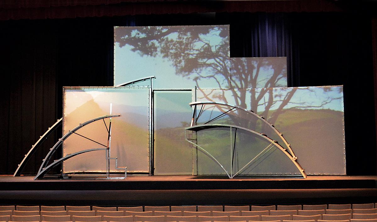 Singularity Set WNMU theater