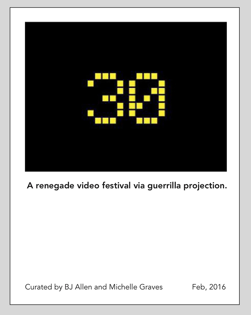 Click to download a  web zine  with a list of all festival artists,video titles, and contact information.