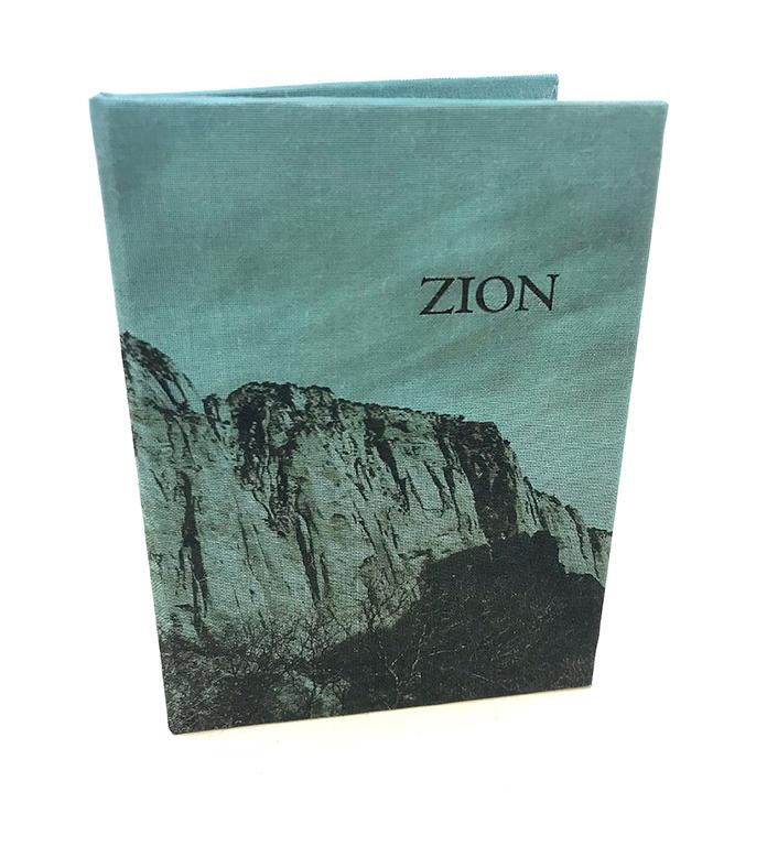 Zion, Artist Book