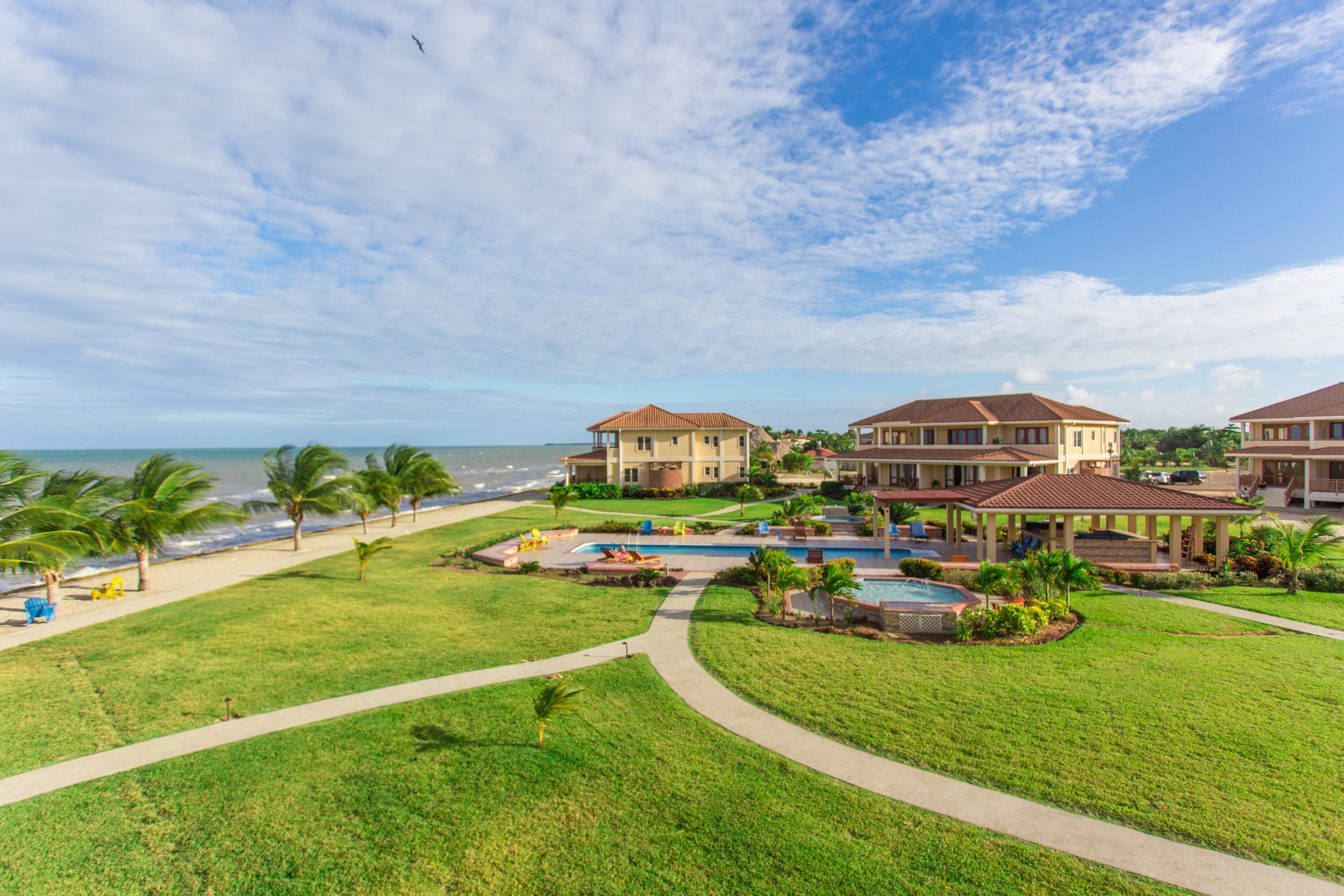 Resort featured: Seiri del mar, hopkins, belize