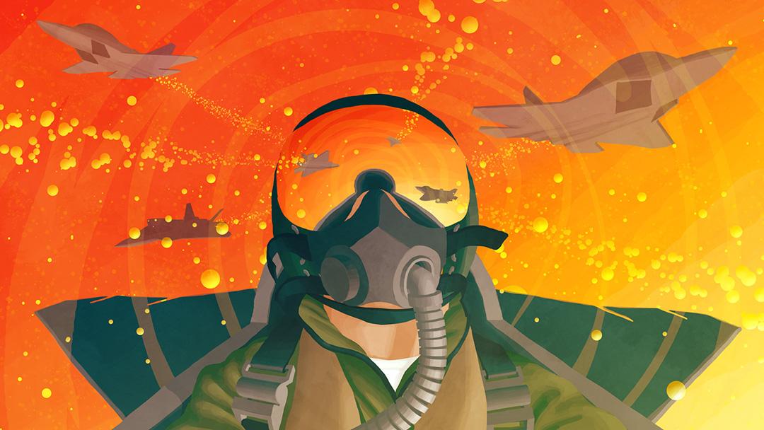 Emergen-C - Fighter Pilot