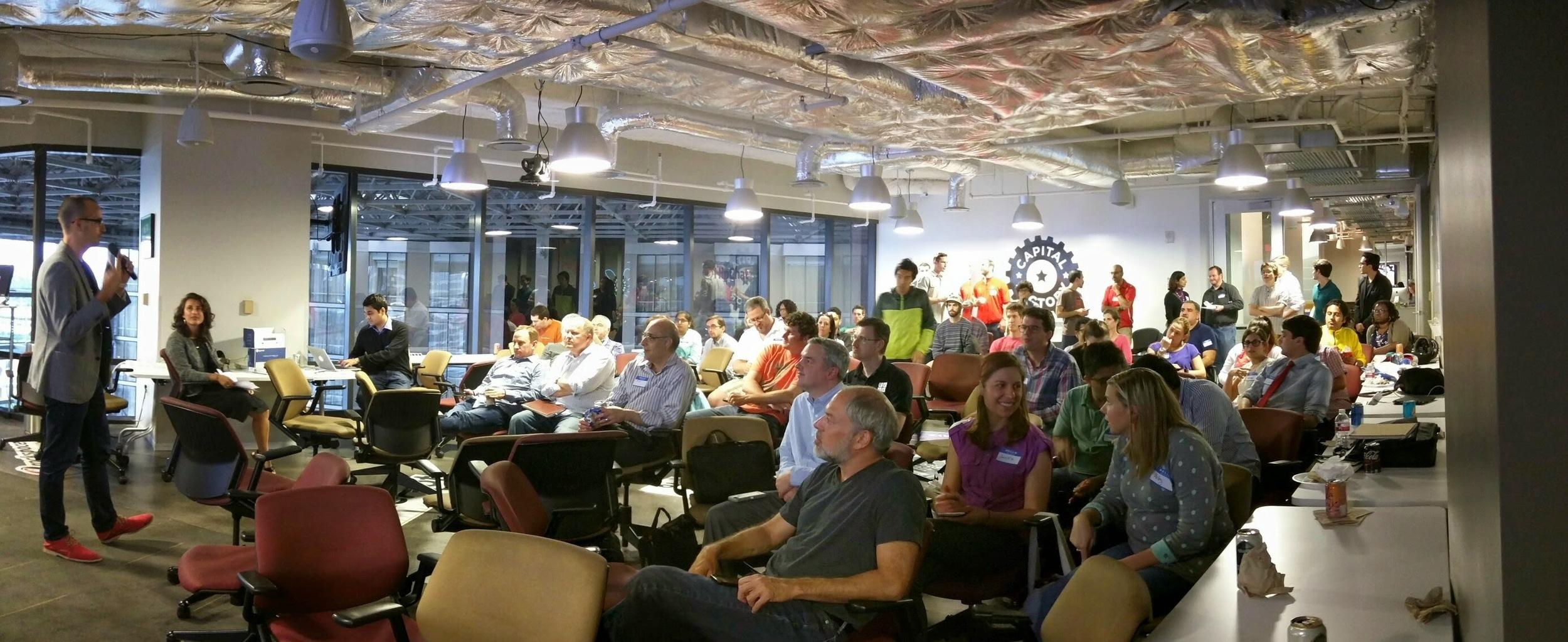 EdTech Austin Meetup Talk