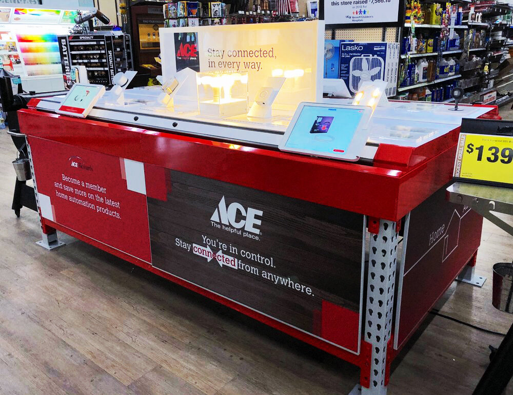 OnQ-Converge Collaboration for Ace Hardware