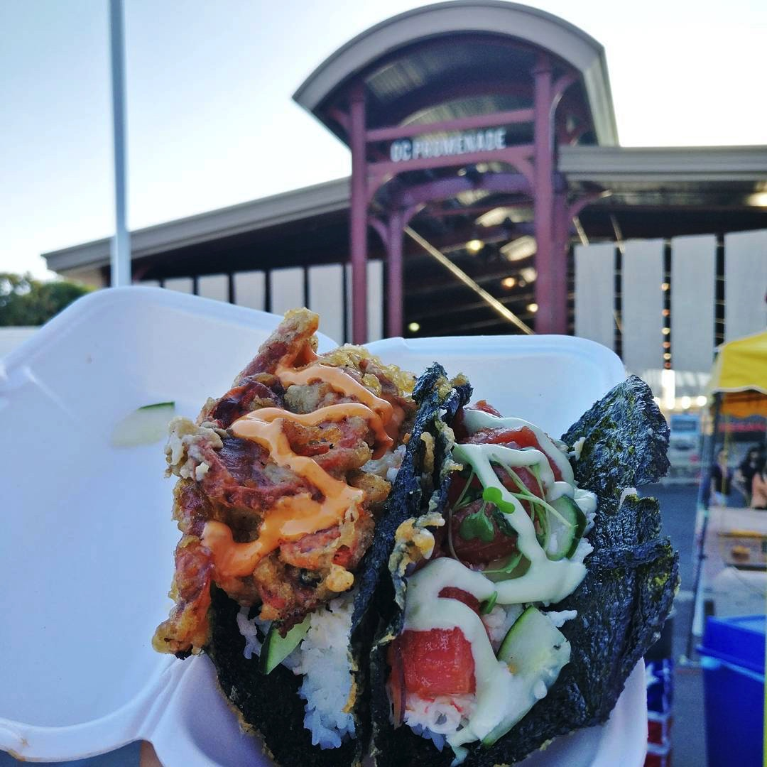 OC Night Market a savory blend of clever and diverse street food - AUGUST 27, 2017 | DAILY TITAN