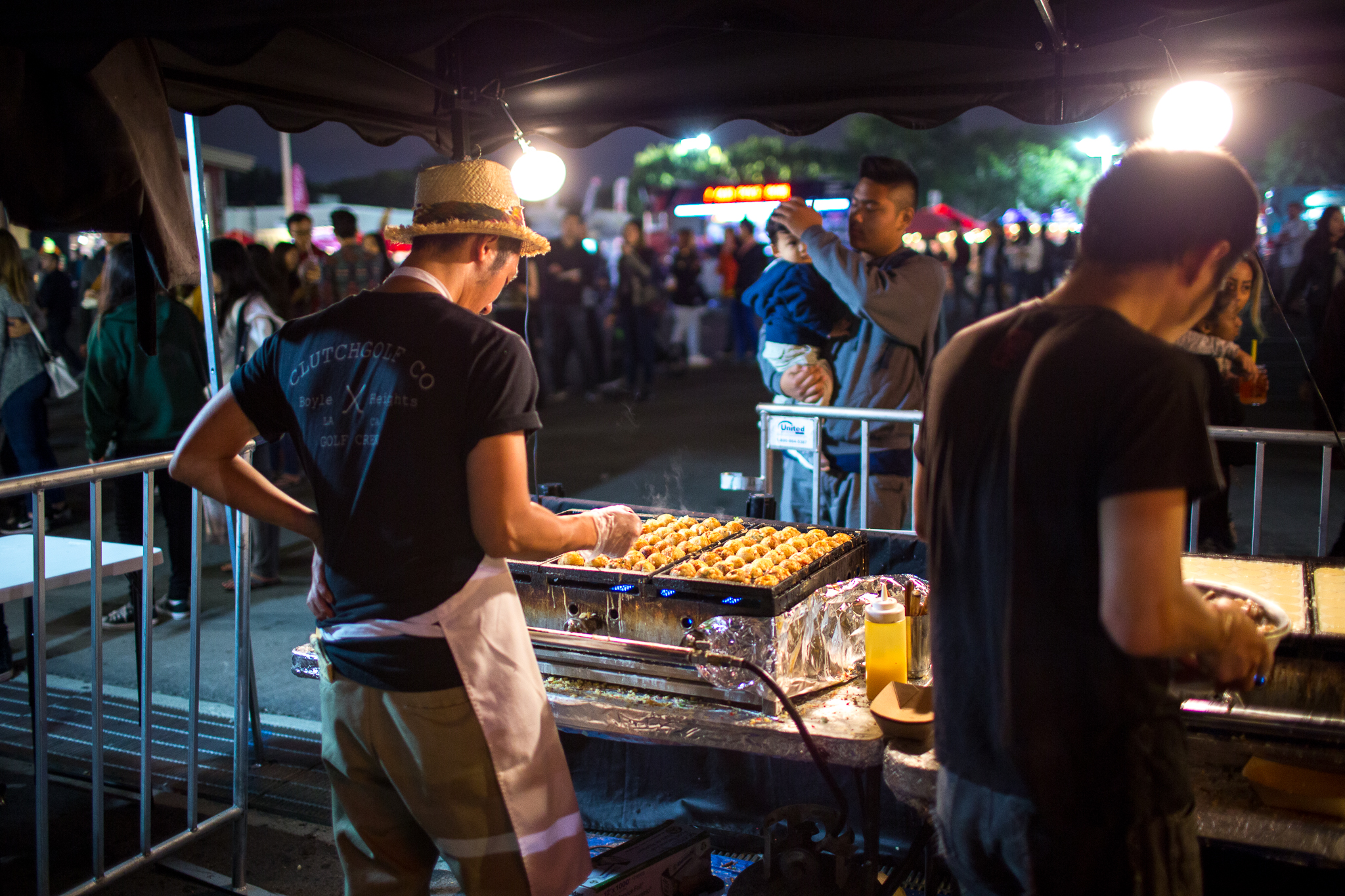 Asian-inspired night markets filling lots of stomachs in Southern California - JUNE 10, 2016 | LA TIMES