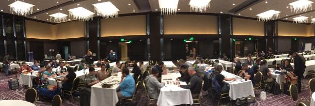 "Splendor ""mega"" tournament with 36 participants!"