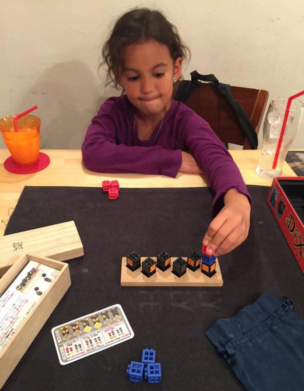 Playing Gishinankinotou - Towers of Conspiracy