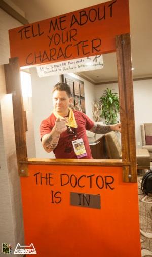 Nathan wants you! Photo by Brian Kwa.