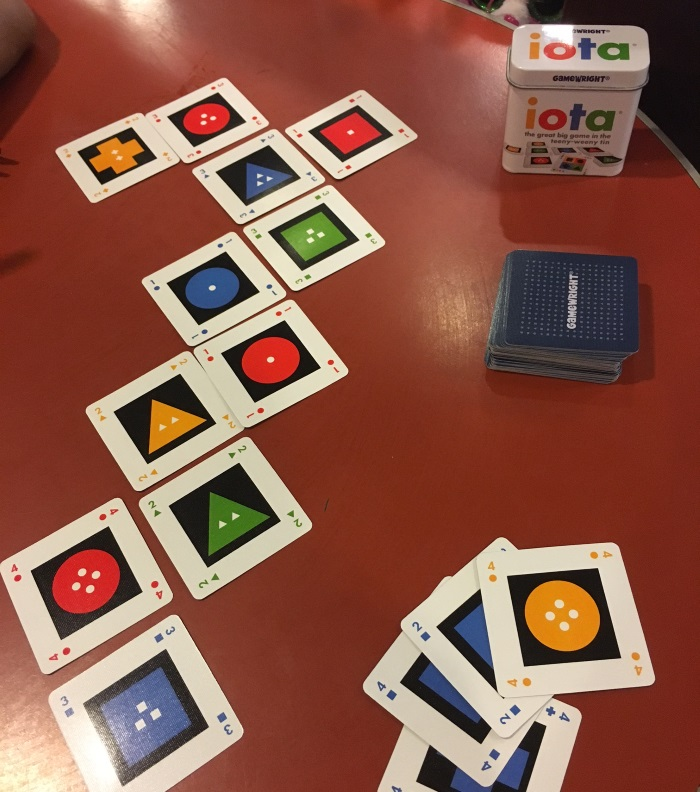 A game of Iota