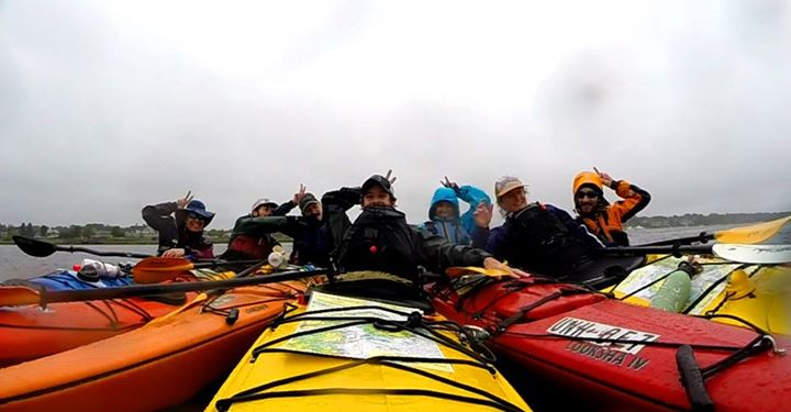 Sea Kayaking Leadership Training