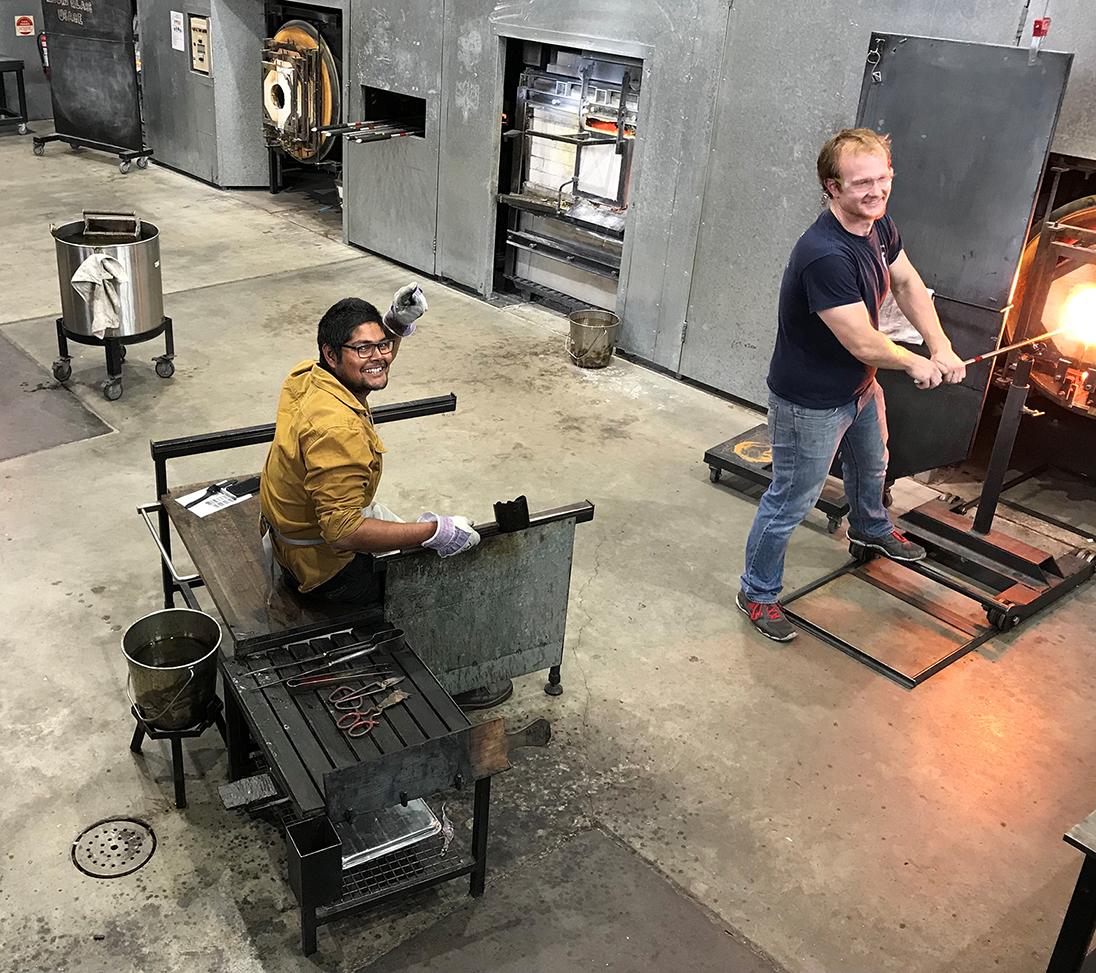 Nilinjan Das_Image 4 - Glassworks visit_SML.jpg