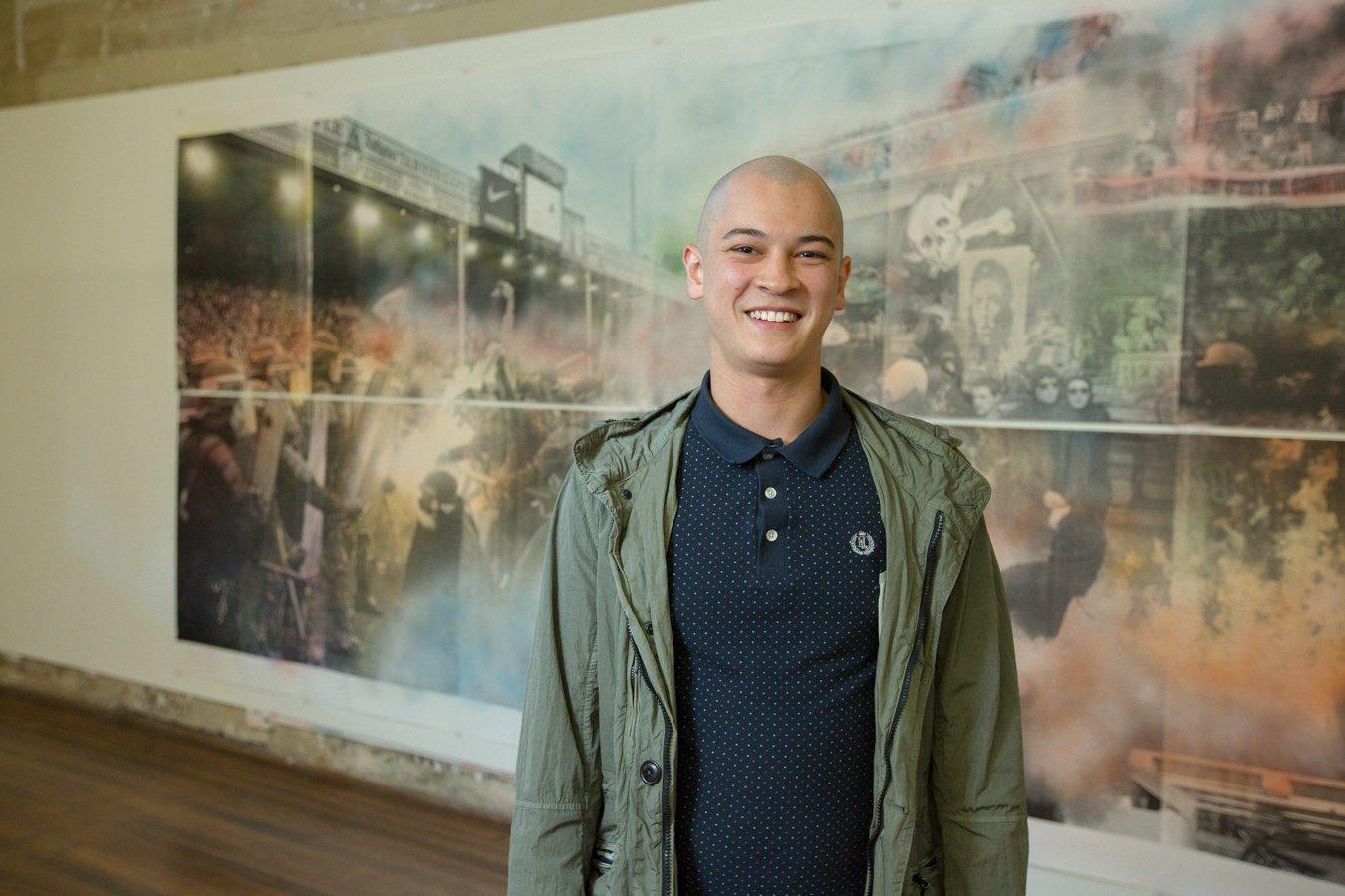 Evan Pank (Sydney College of the Arts) MEGA Residency 2018