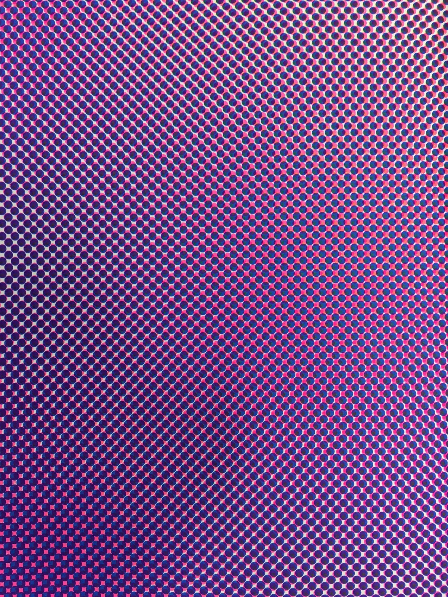 Bruno Vandenburghe , screen print (detail), 2016