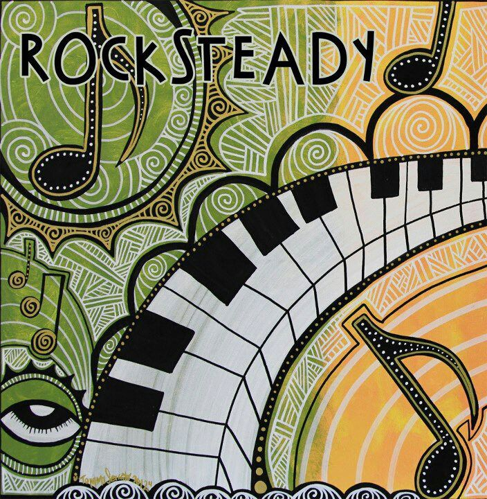 ROCKSTEADY -  $8.91