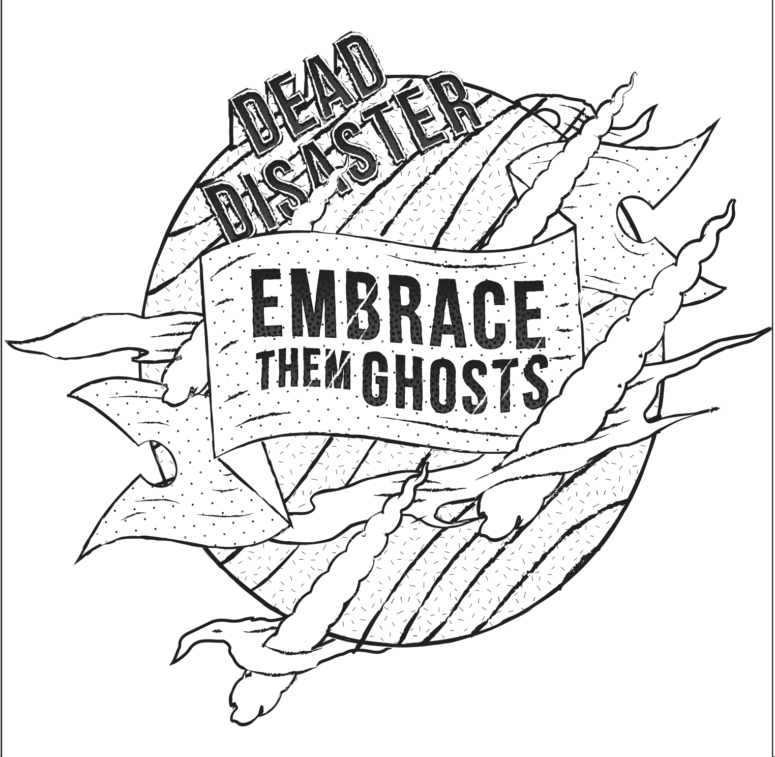 Embrace them Ghosts