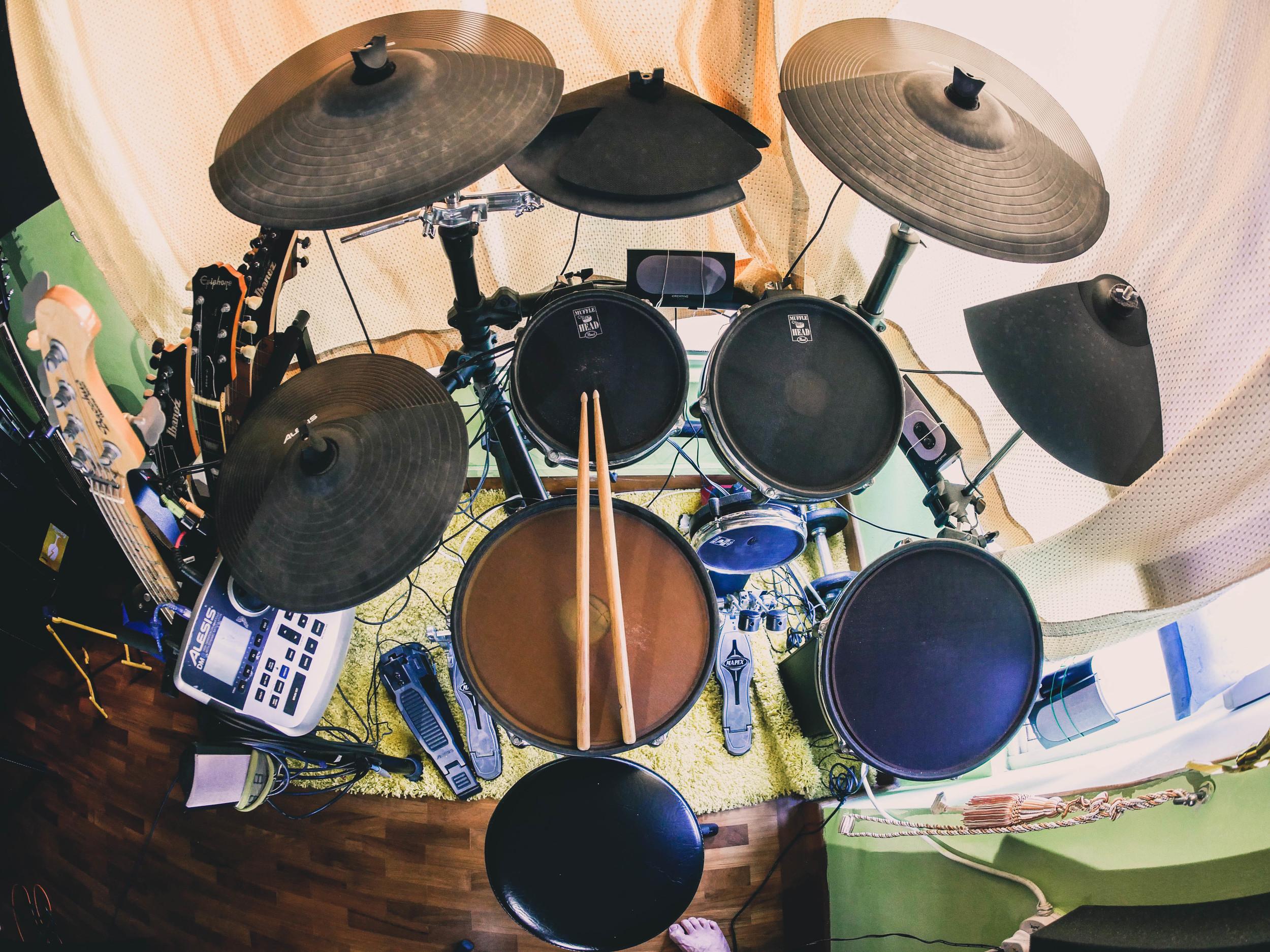 Alesis DM8 E-Drum Kit