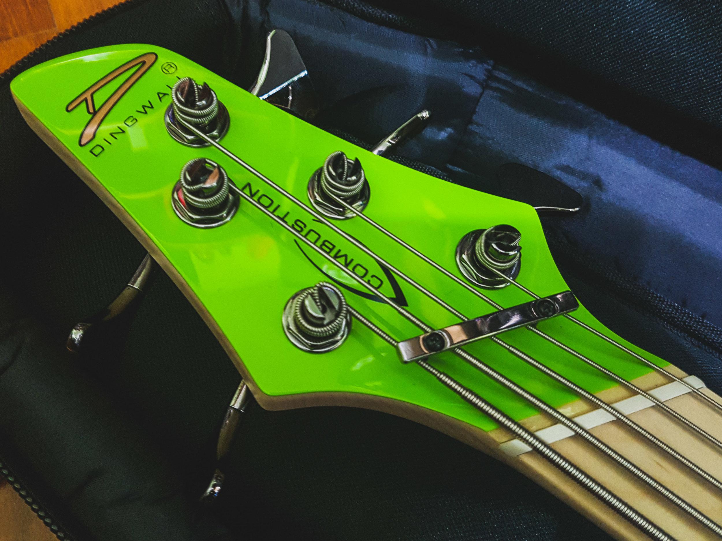 Dingwall NG-2 5 String Bass