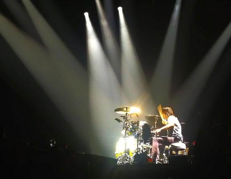 Robin Diaz Drum Solo