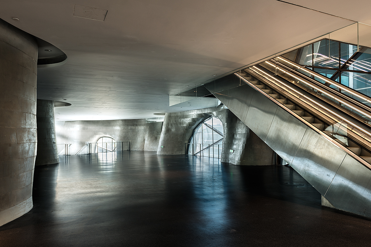 Interior Photography - Tutorial - China; Shanghai