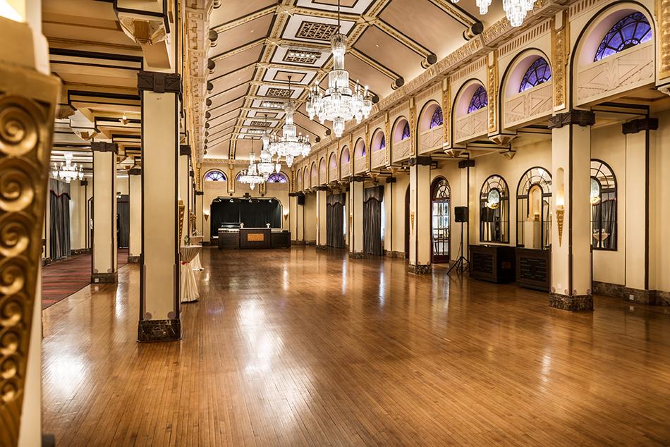 Fairmont Peace Hotel|Interior
