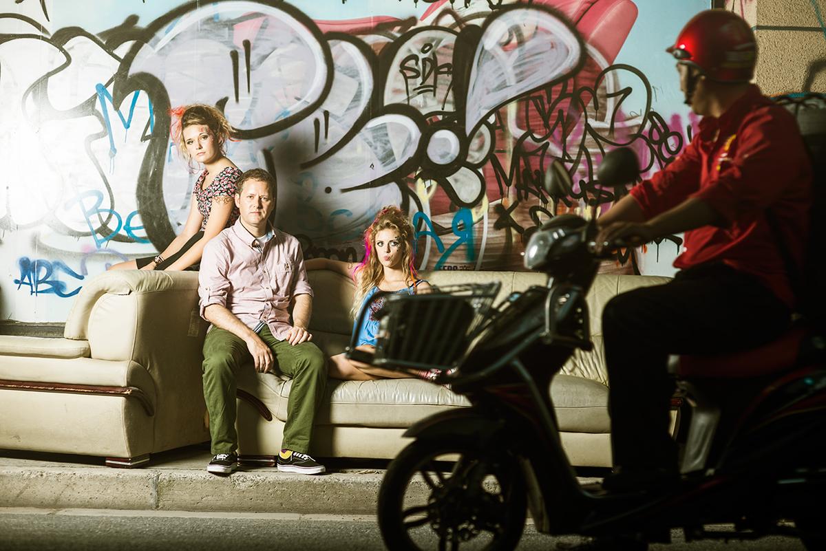 Family Portraits | Shanghai | China