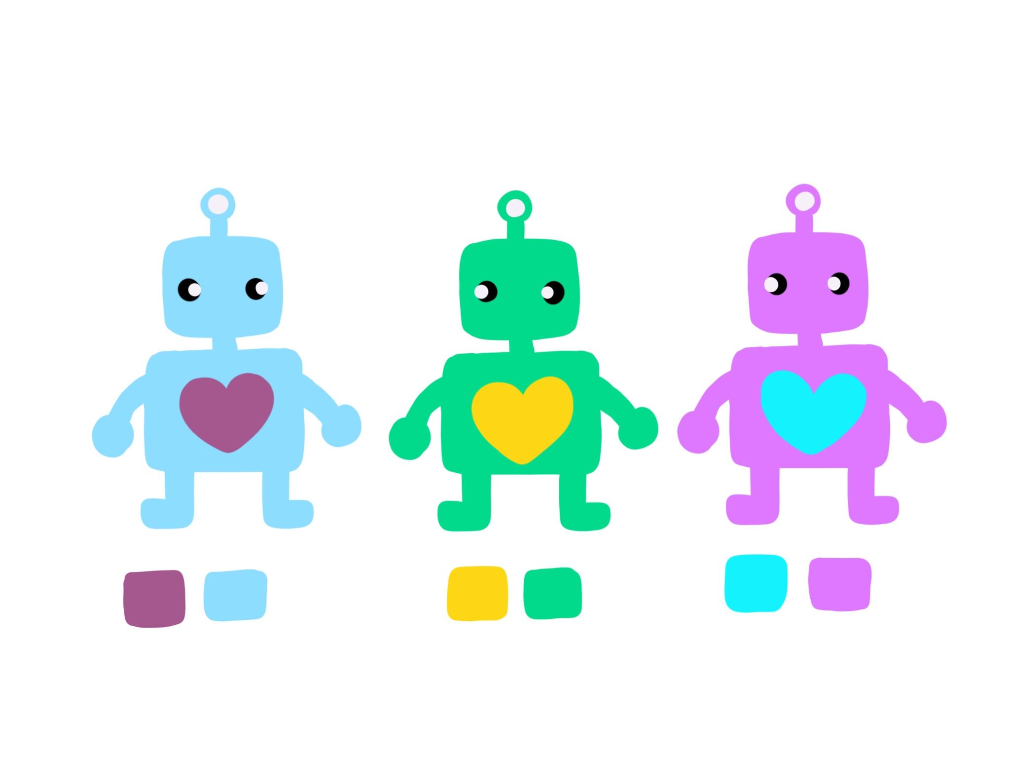 Bo's Robot Friends