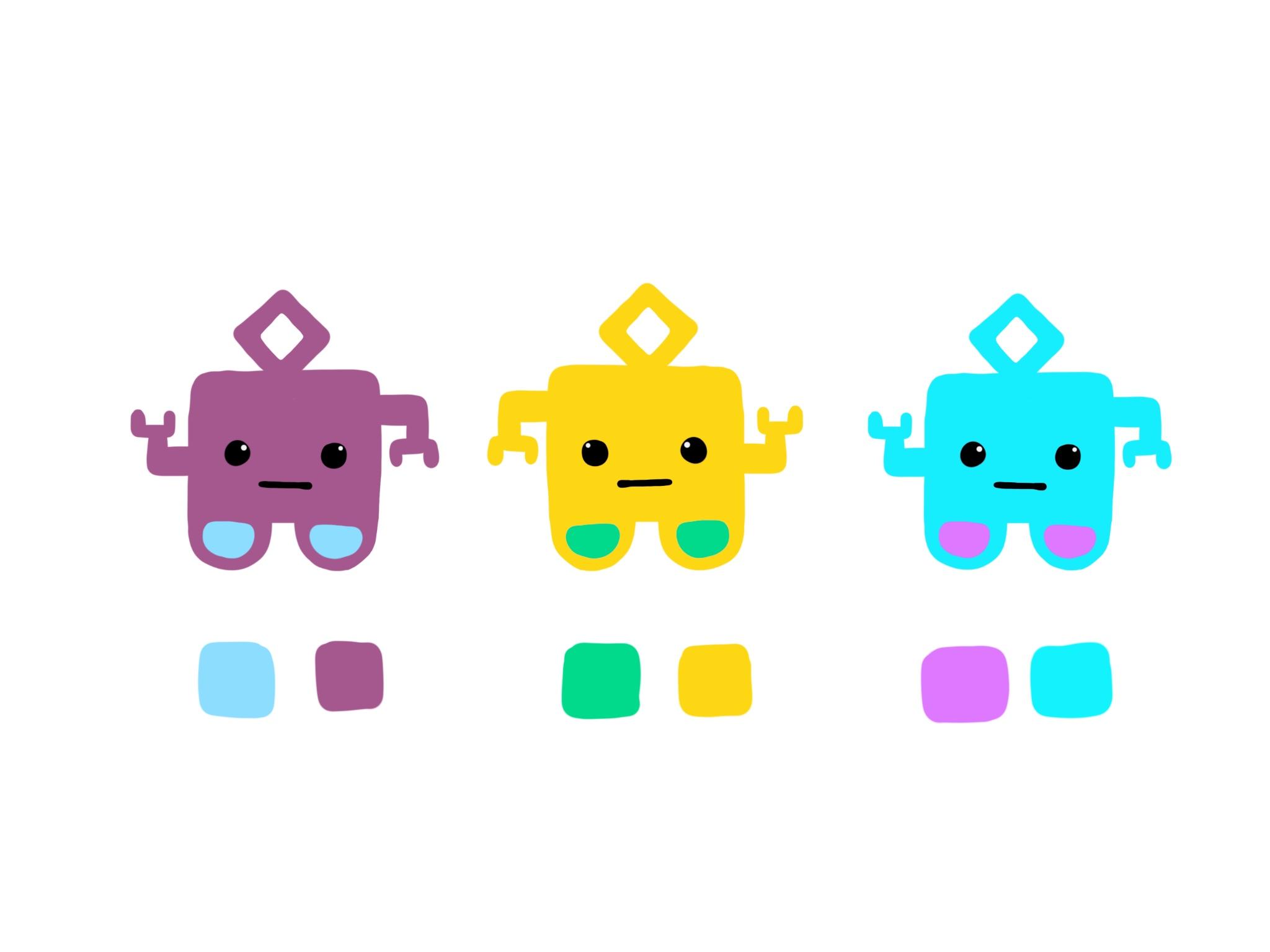 Bo's Robot Friends 2