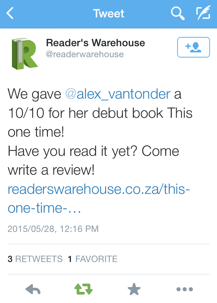 readerswarehousethisonetimereview