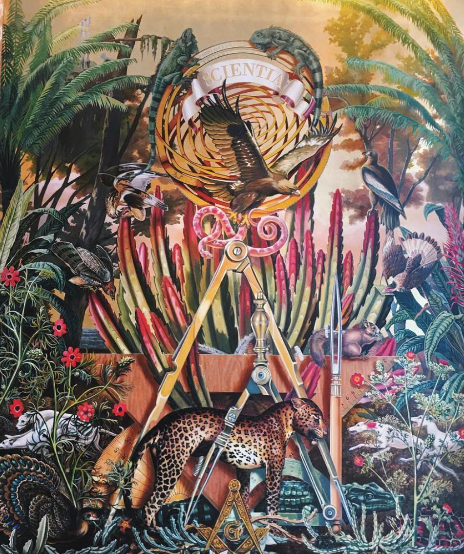 Scientia by Juan Gatti