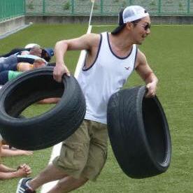 Here's Joe... killing it at Wett Ones boot camp!