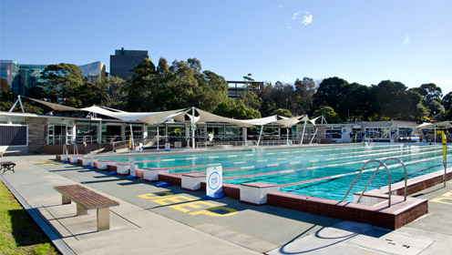 Victoria Park Pool will soon be the host for Wett Ones morning training sessions.